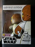 Star Wars Mighty Muggs Admiral Ackbar PX Previews Exclusive Toy Figure