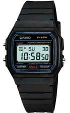 CASIO WATCH VINTAGE RETRO ORIGINAL F-91W-1 F91 F91W F-91 WARANTY