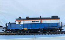 LGB 2055 White Pass Diesel Locomotive NEW w/Box and styrofoam