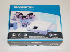 PANDIGITAL PORTABLE PRINTER ZINK ZERO INK HQ 4X6 PHOTOS PANPRINT01 NEW OPEN BOX