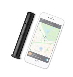 Sherlock Bar End GPS Location Anti-Theft Tracker For Bar End/Black