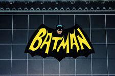 Batman retro bat wing logo vinyl decal sticker comic book tv show robin joker