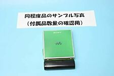 Sony MZ-E620-G Portable MD Player Green MDLP support Tested working good