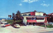 postcard USA  Florida Del- Aire Motel Daytona Beach unposted