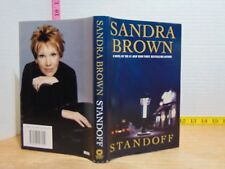 Standoff by Sandra Brown (2000, Hardcover) BCE
