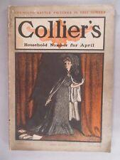 Collier's Magazine - March 26, 1904 ~~ Sherlock Holmes story, Conan Doyle