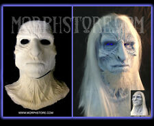Halloween/Foam latex/White Walker/Face/Brows/Mask/lot.