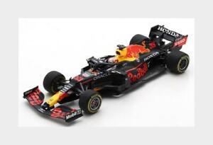 1:43 SPARK Red Bull F1 Rb16B Honda #33 Winner Italy Gp 2021 Max Verstappen S7666