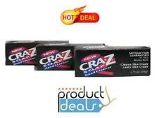 3 BARS CRA-Z NON- ABRASIVE SOAP HAND CLEANER 1.75 Oz (50g)