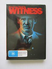 Witness DVD - Region 4