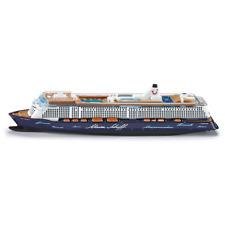 NAVE DA CROCIERA MEIN SCHIFF 3 CRUISE SHIP cm 18 1:1400 Siku Navi Die Cast