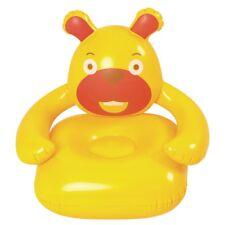 Jilong Bear Sofa - Siège gonflable pour enfants, fauteuil enfants, pour les enfa