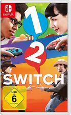 Nintendo Switch - 1-2-switch (neufs & avec L'emballage)