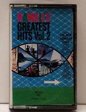 The New Hawaiian Band Hawaii's Greatest Hits Volume 2 MCAC-183 Cassette