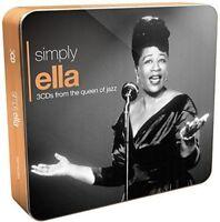 Ella Fitzgerald - Simply Ella [CD]