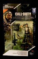 M SGT. FRANK WOODS Mega Construx Call Of Duty Series 1 COD