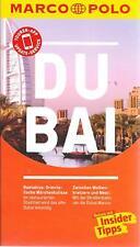 Dubai Wolkenkratzer Dubai Marina Marco Polo Reiseführer & Extra-Faltkarte 2018
