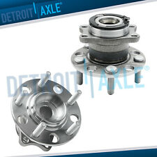 2 Rear Wheel Bearing Hubs Assembly Fits 2007 2016 Jeep Compass Patriot Awd