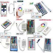 DC 12-24V 18A 2.4G Touch Screen RF Remote Control - 5050/3528 RGB RGBW LED Light
