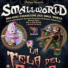 La Tela del Ragno, Mini Espansione per Small World (Smallworld), Nuova, Italiano