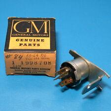 NOS GM Back-up Lamp Light Switch 1959-1964 Pontiac Catalina Ventura Bonneville