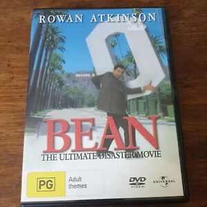 Bean The Ultimate Disaster Movie DVD R4 Like New! FREE POST