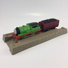 Thomas & Friends Trackmaster Train Percy & Cars