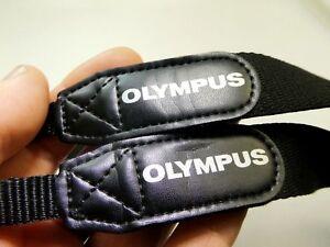 Olympus BLACK Neck Shoulder Strap Genuine EVOLT E-1 3 10 510 600 cameras