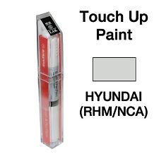 Hyundai OEM Brush&Pen Touch Up Paint Color Code : RHM / NCA - Sleek Silver