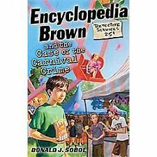Encyclopedia Brown and the Case of the Carnival Crime (Paperback or Softback)