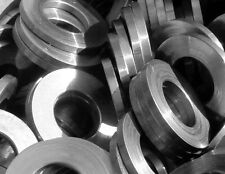 """1/2"""", 13mm Stainless Steel Bar Turned Washers - 50 pcs"""