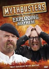 Mythbusters - Exploding Mayhem (DVD, 2011) BRAND NEW!!