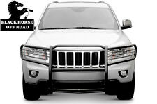 Black Horse 2011-2018 Jeep Grand Cherokee Black  Grille Guard Push Crash Bar