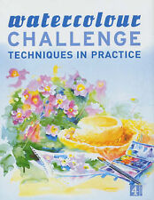 Watercolour Challenge:Techniques in Practice, unknown, New Book