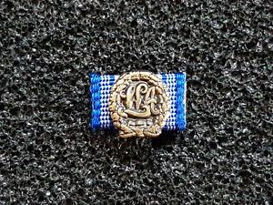 A51-10 Bayerisches Sport Leistungs Abzeichen Bronze SLA Zivilpin Zivil Pin 16mm