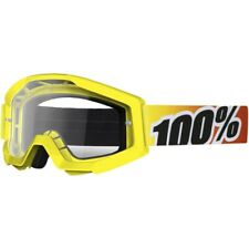 100% Brille Goggle Strata Sunny Days - Clear Lens