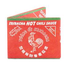 The Mighty Wallet Sriracha Tyvek Paper Slim Money Dynomighty Hot Sauce