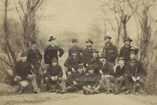 More details for canada military fenian raids 16th beds reg photo soldiers c1861-1866 civil war
