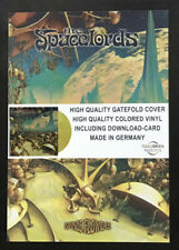 LP  The SPACELORDS - SpaceFlowers High Quality VINYL Spec.Edt. YELLOW marbled !
