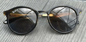 RAY-BAN RB4277 6283/73 Sunglasses Frame Italy 51-21-145 Tortoise/Gold