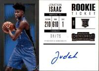 2017-18 Panini Contenders Basketball Autograph Singles (Pick Your Cards)