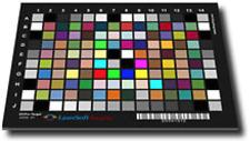 Silverfast Kodak studio Digital Camera calibration target DCPro 17x21cm
