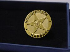 United States Marshal Lapel Pin