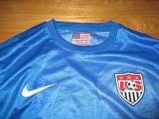 Nike U.S. TEAM Soccer Authentic Air-Knit (XL) Long Sleeve Dri-Fit Jersey