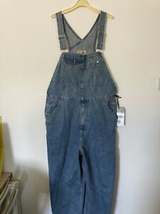 Levis, Blue Size Large, SilverTab Overalls