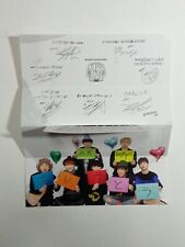 BTS JAPAN OFFICIAL FAN CLUB 1st ANNIVERSARY SPECIAL CARD