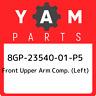 8GP-23540-01-P5 Yamaha Front upper arm comp. (left) 8GP2354001P5, New Genuine OE