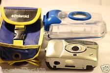 Poloroid Splash Sotto Acqua Alloggiamento Fotocamera 35MM e con custodia morbida