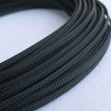 4mm Braided Cable Sleeving/Sheathing - Auto Wire Harnessing Sleeve PET Colourful