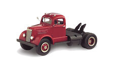 1:43 Scale Brooklin US Model Mint US30 1951 White Mustang WC22 Tractor Unit